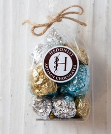 Hedonist Easter Truffle Bags