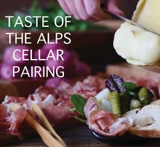 Taste of the Alps: 2/29 PM