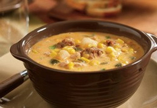 Keuka in Bloom Sweet Corn Chowder Recipe